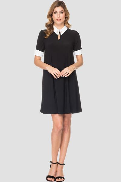 Joseph Ribkoff Black/White Dresses Style 191438
