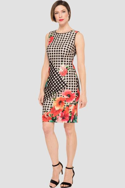 Joseph Ribkoff Multi Dresses Style 191733