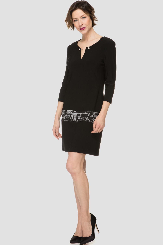 Joseph Ribkoff Black/White Dresses Style 191806