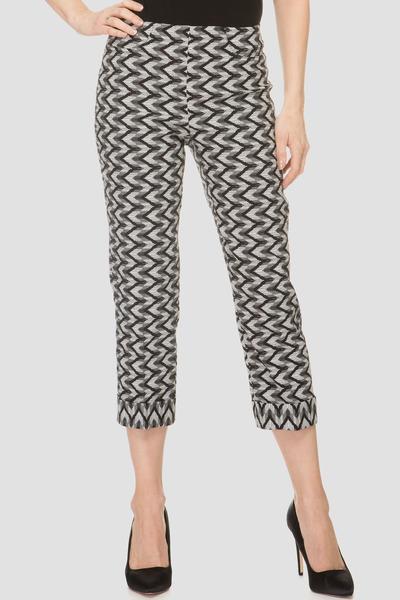 Joseph Ribkoff Black/White Pants Style 191832