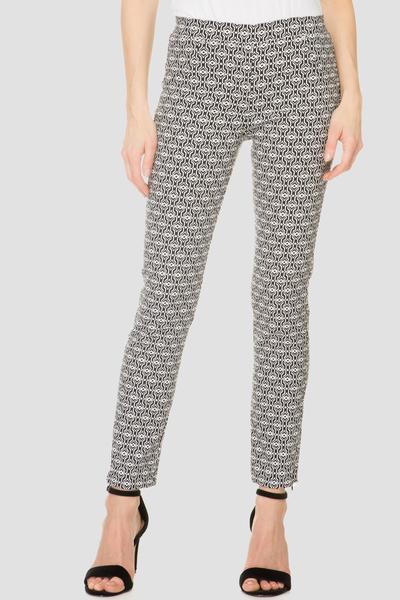 Joseph Ribkoff Pantalons Noir/Blanc Style 191842