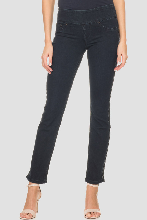 Joseph Ribkoff Indigo Pants Style 191985