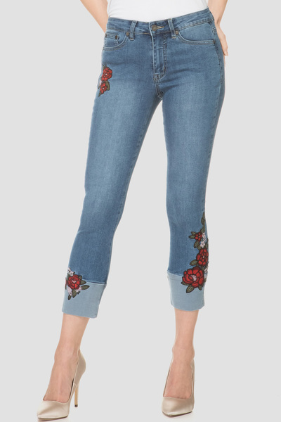 Joseph Ribkoff Jeans Bleu Style 191994