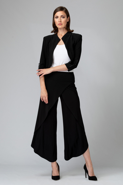 Joseph Ribkoff Black Pants Style 30068