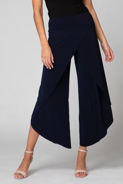 Joseph Ribkoff Pantalons Bleu Minuit 40 Style 30068