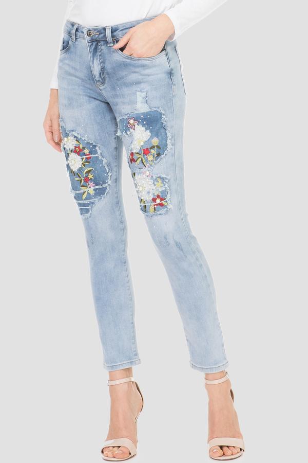 Joseph Ribkoff Light Blue Pants Style 192982
