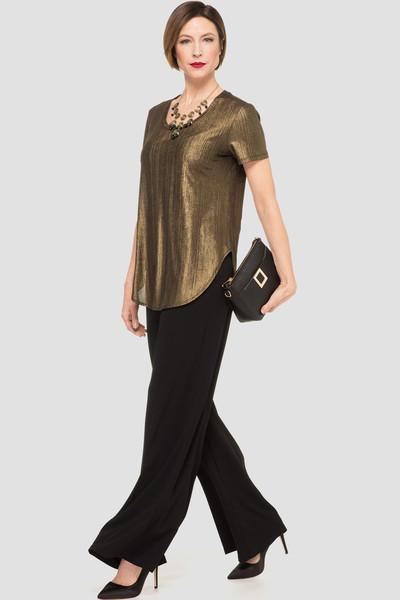 Joseph Ribkoff Black Pants Style 184540