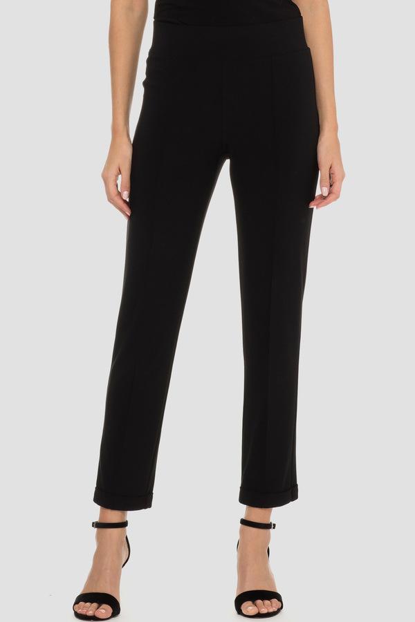 Joseph Ribkoff Pantalons Noir Style 183093