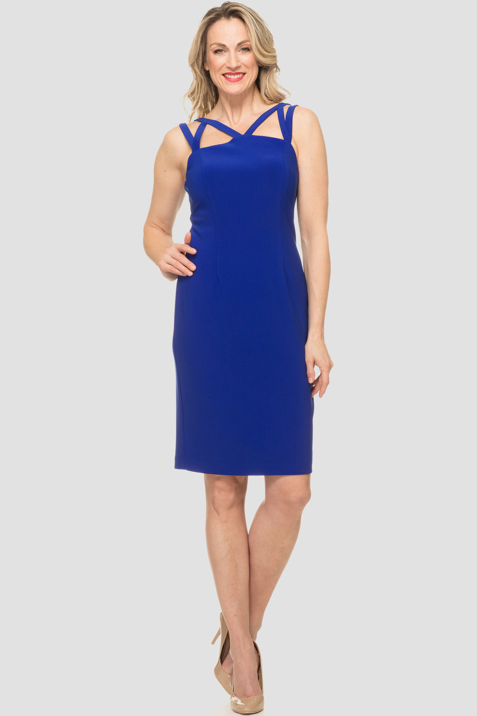 Joseph Ribkoff Royal Sapphire 163 Dresses Style 192000