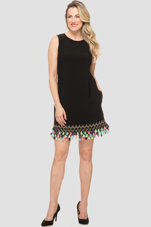 Joseph Ribkoff Black Dresses Style 192062