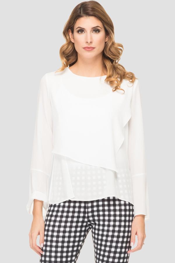 Joseph Ribkoff Chemises et blouses Blanc Cassé Style 192252