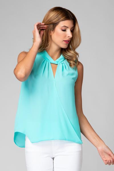 Joseph Ribkoff Chemises et blouses Brise Aquatique 192 Style 192259