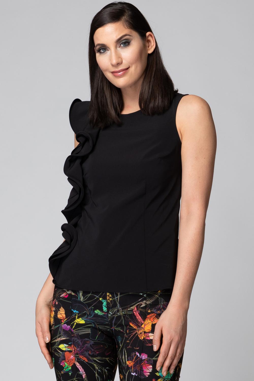 Joseph Ribkoff Black Shirts & Blouses Style 192438