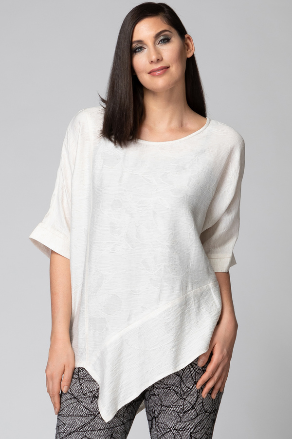 Joseph Ribkoff Tee-shirts et camisoles Naturel Style 192466