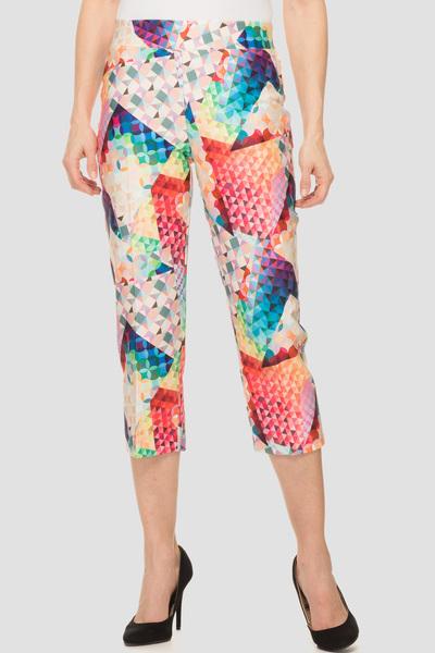 Joseph Ribkoff Multi Pants Style 192647