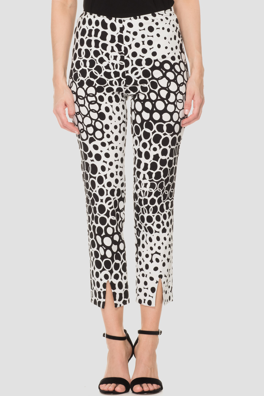 Joseph Ribkoff Pantalons Noir/Blanc Style 192828
