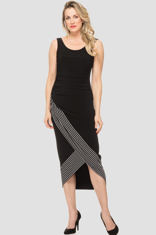 Joseph Ribkoff Black/White Dresses Style 192909