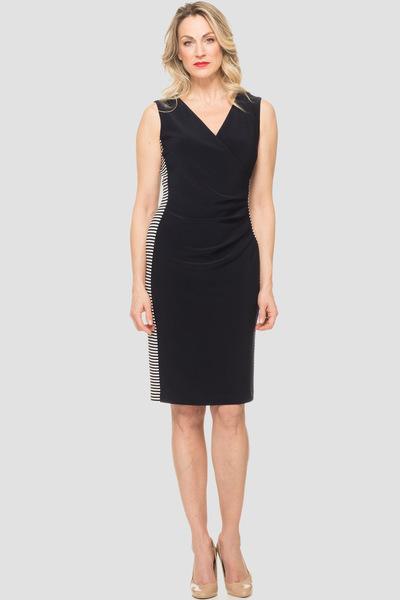 9a9c0f891ebc3 Joseph Ribkoff Dress Style 191028 - Black   1ère Avenue