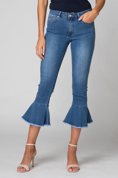 Joseph Ribkoff Blue Jeans Style 192983