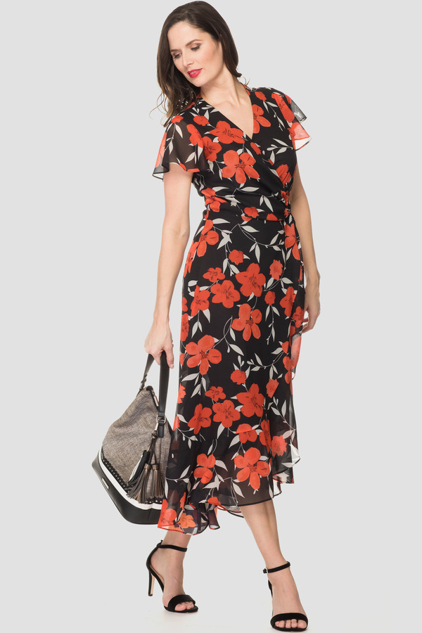 Joseph Ribkoff Multi Dresses Style 193583