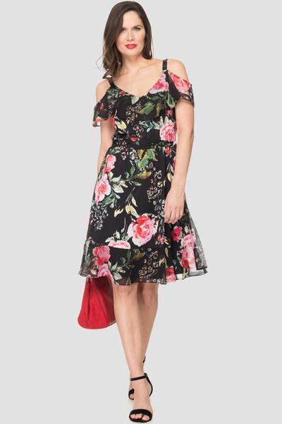 Joseph Ribkoff Multi Dresses Style 193585