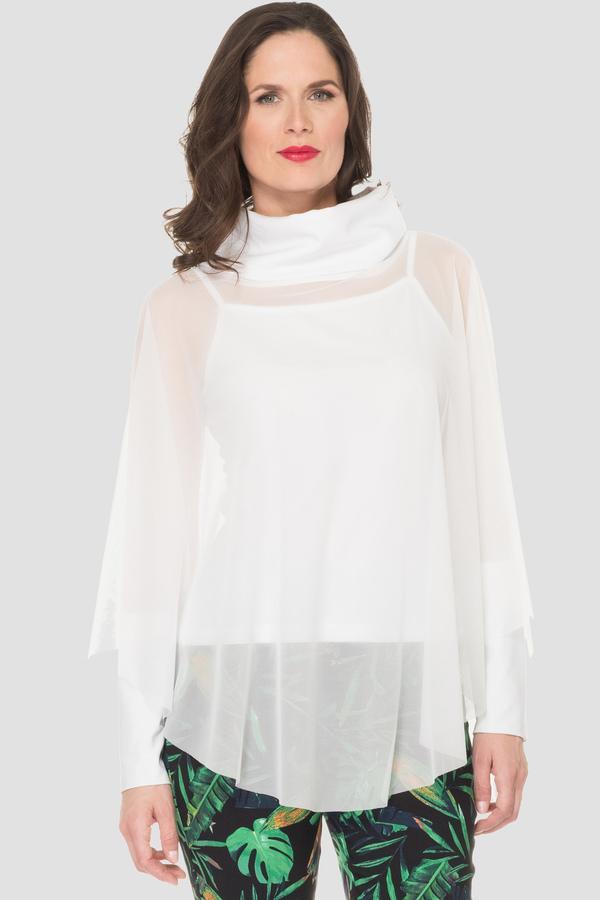 Joseph Ribkoff Chemises et blouses Vanille 30 Style 191308