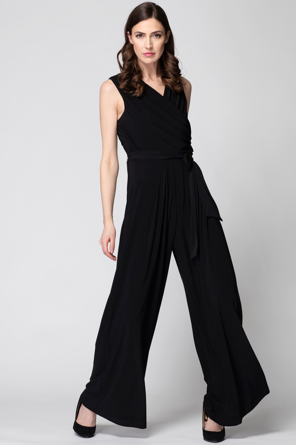 Joseph Ribkoff Black Jumpsuits Style 193050