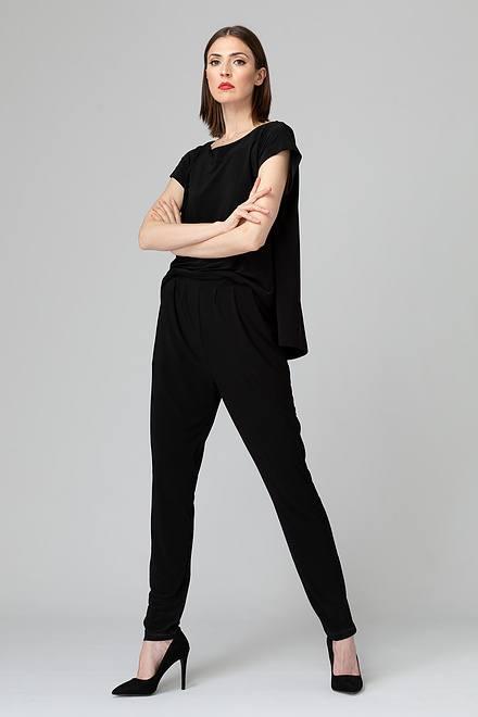 Joseph Ribkoff Black Jumpsuits Style 193052