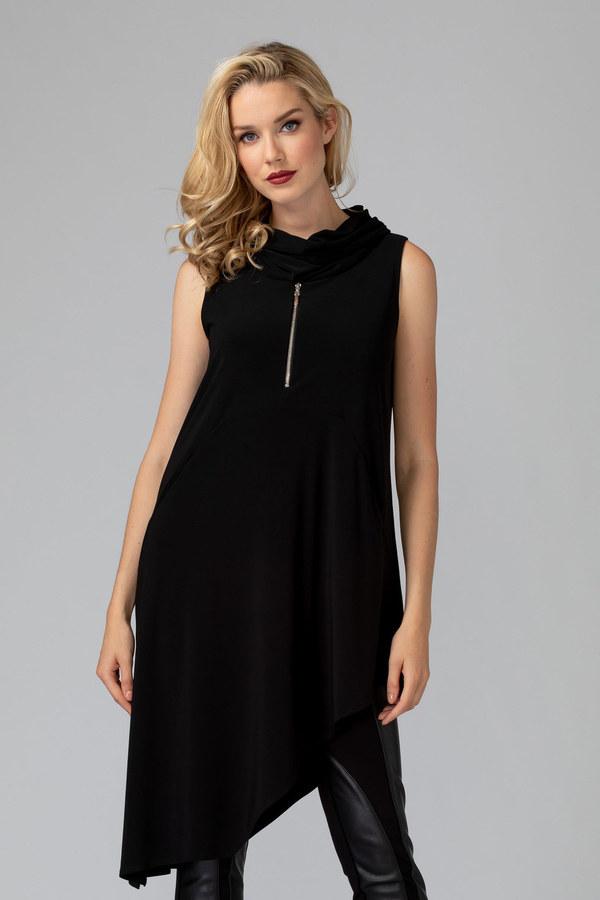 Joseph Ribkoff Black Tunics Style 193087