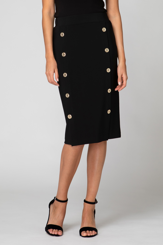 Joseph Ribkoff Black Skirts Style 193090