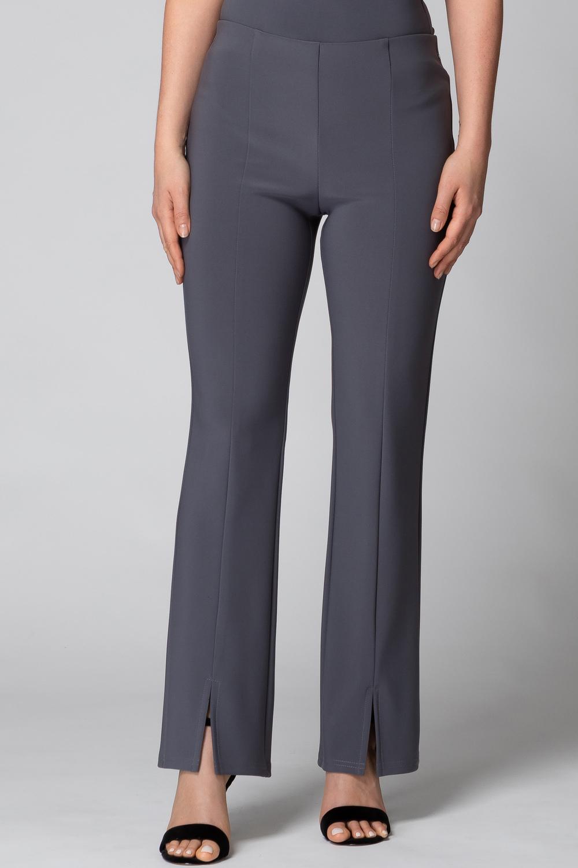 Joseph Ribkoff Pantalons Gris Fumee 163 Style 193112