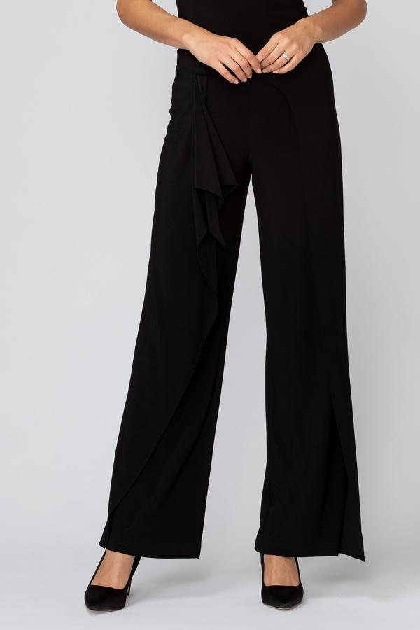 Joseph Ribkoff Pantalons Noir Style 193118