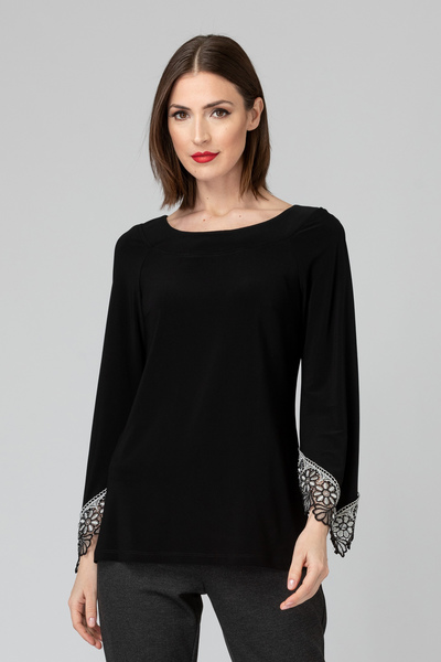 Joseph Ribkoff Chemises et blouses Noir Style 193128