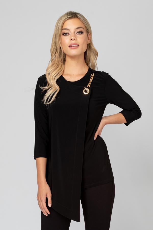 Joseph Ribkoff Chemises et blouses Noir Style 193129