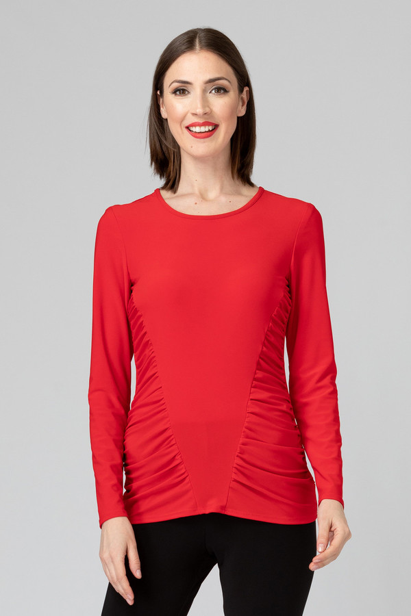 Joseph Ribkoff Tee-shirts et camisoles Rouge A Levres 173 Style 193143