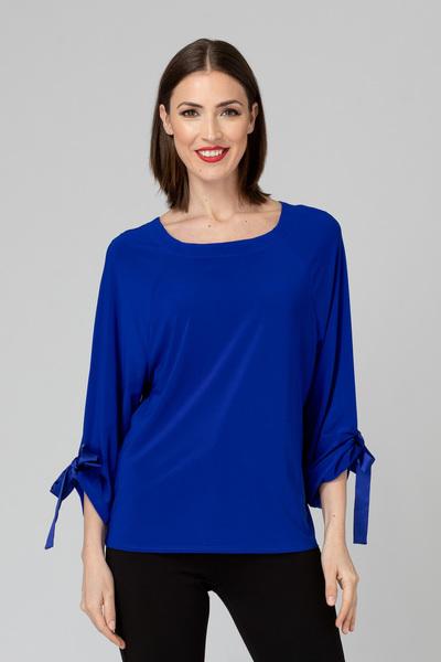 Joseph Ribkoff Royal Sapphire 163 Shirts & Blouses Style 193154