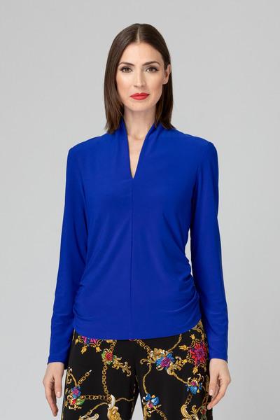 Joseph Ribkoff Tee-shirts et camisoles Saphir Royal 163 Style 193156