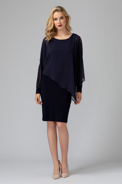 Joseph Ribkoff Midnight Blue 40 Dresses Style 193205