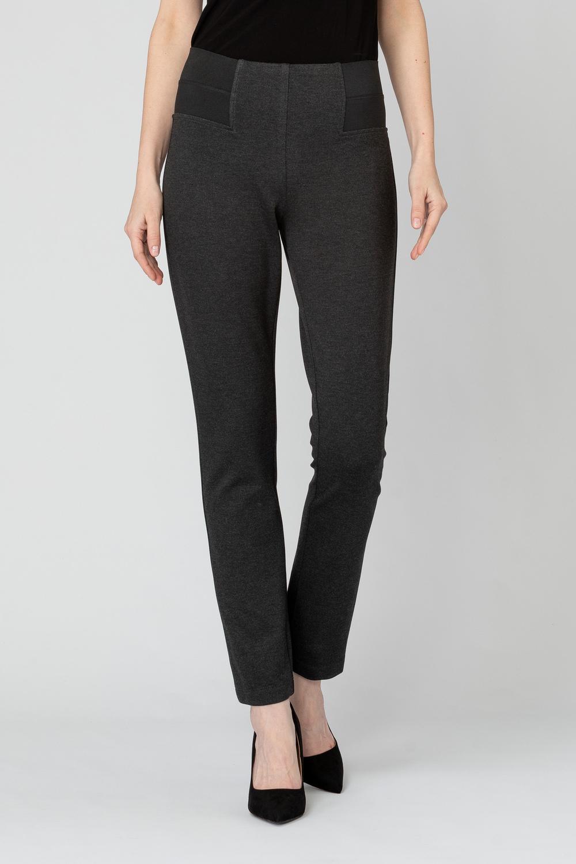 Joseph Ribkoff Pantalons Gris Charbon Style 193361