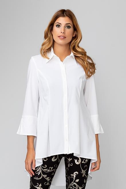 Joseph Ribkoff White Shirts & Blouses Style 193418