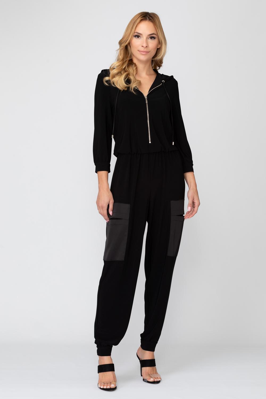 Joseph Ribkoff Black Jumpsuits Style 193436