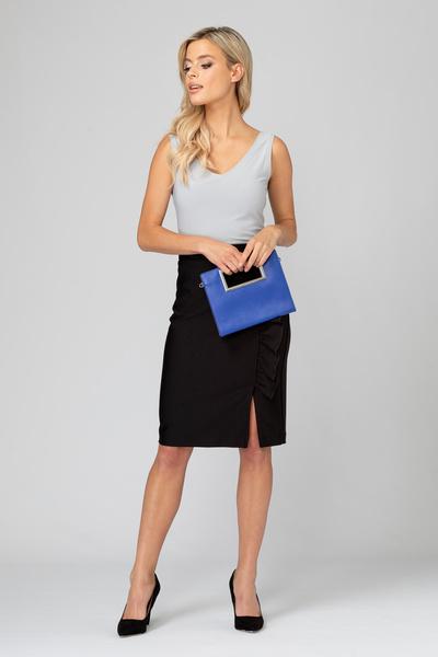 Joseph Ribkoff Black Skirts Style 193447