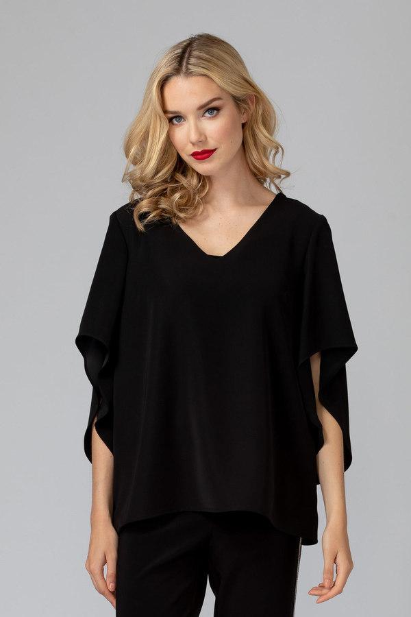 Joseph Ribkoff Black Shirts & Blouses Style 193450