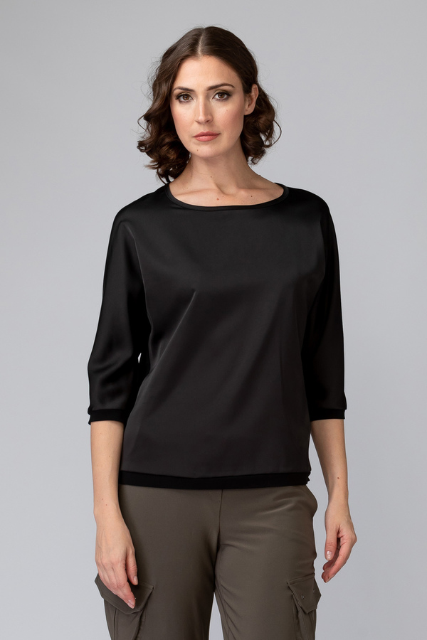 Joseph Ribkoff Tee-shirts et camisoles Noir Style 193458