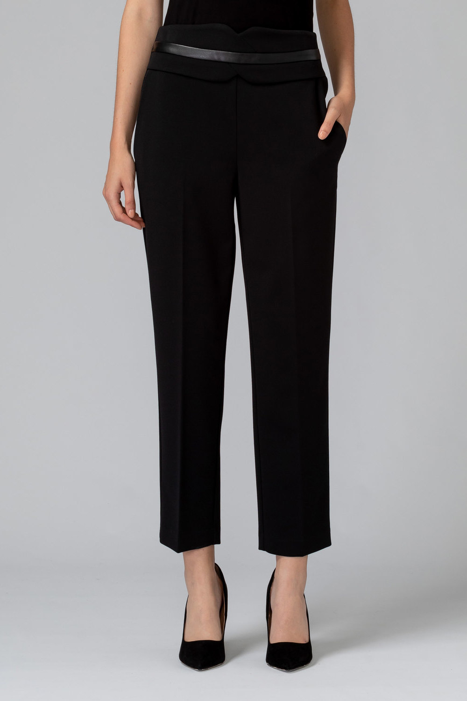 Joseph Ribkoff Pantalons Noir Style 193483
