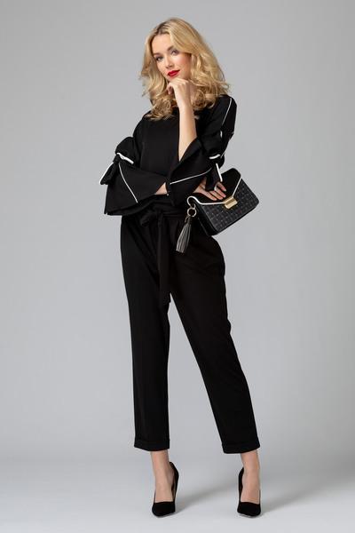 Joseph Ribkoff Pantalons Noir Style 193486