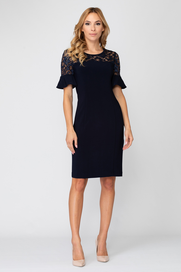 Joseph Ribkoff Midnight Blue 40 Dresses Style 193509