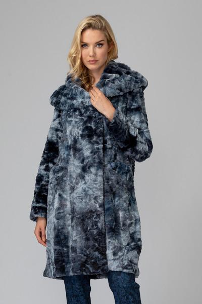 Joseph Ribkoff Steel Blue Outerwear Style 193720