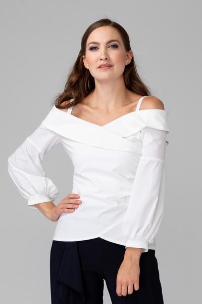 Joseph Ribkoff Chemises et blouses Blanc Style 193801