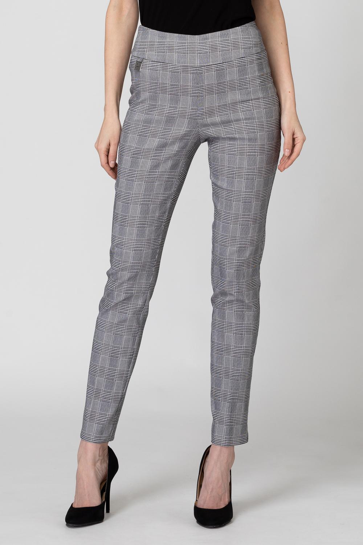Joseph Ribkoff Pantalons Noir/Blanc Style 193830